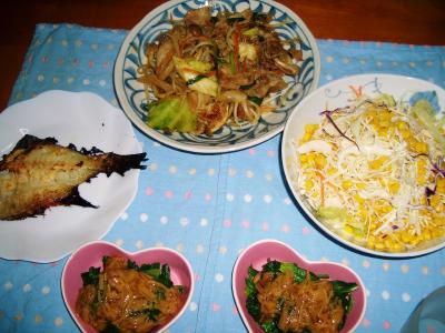 2007-3-4夕飯