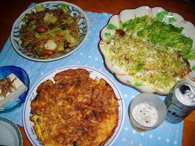 2007-3-27夕飯