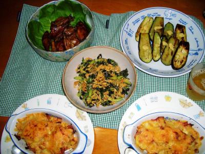 2007-4-1夕飯