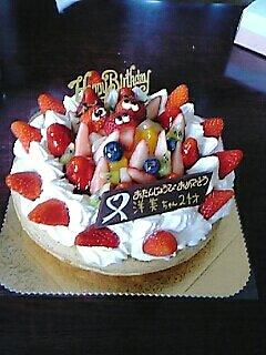 4-30ケーキ
