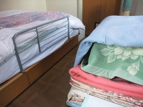 ツインベッド⑤