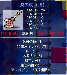 装備晒し武器1