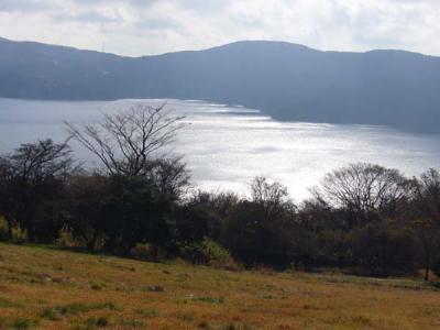 そして芦ノ湖!