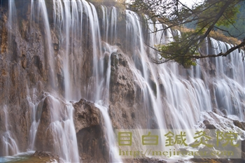 201110月九寨溝滝1