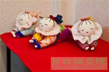 20120301雛のつるし飾り・つるし雛