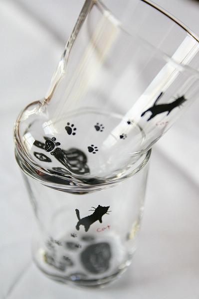 ニャンコグラス