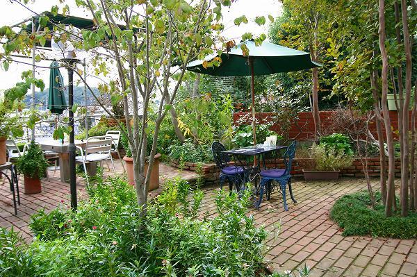 ガーデンカフェ 南の麦