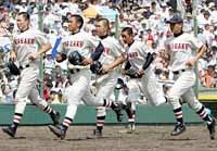 埼玉大会で3割5分1厘の打率を誇った浦和学院が初戦で姿を消した