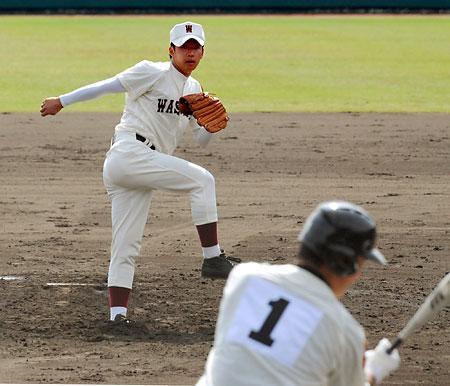 兵庫国体・早稲田実が29年ぶり優勝
