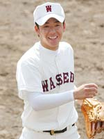 2冠をひっさげ、斎藤はいよいよ早大進学へ-