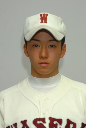 早稲田実業の斎藤佑樹投手