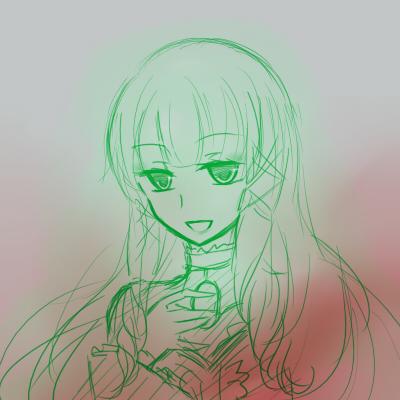 ※エメロード姫ではありません。(見れば分かる