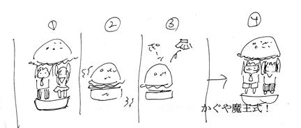 水沢深森先生4コマ_ひろぽんラフ