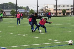 5月12日トレーニング2