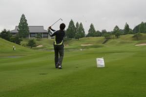 ゴルフ大会6