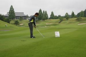 ゴルフ大会5