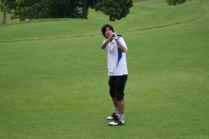 ゴルフ大会1