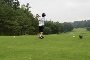 ゴルフ大会2