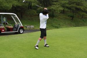 ゴルフ大会12