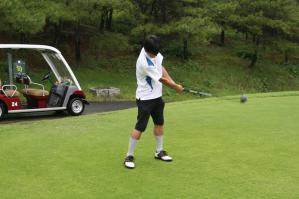 ゴルフ大11