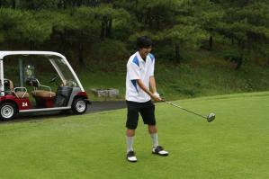 ゴルフ大会10