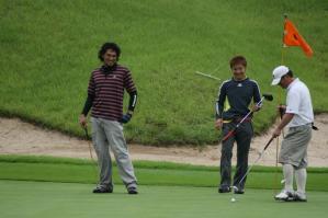 ゴルフ大会8