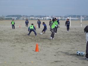 1月21日大洗海岸3