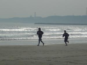 1月21日大洗海岸4