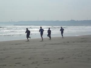 1月21日大洗海岸5