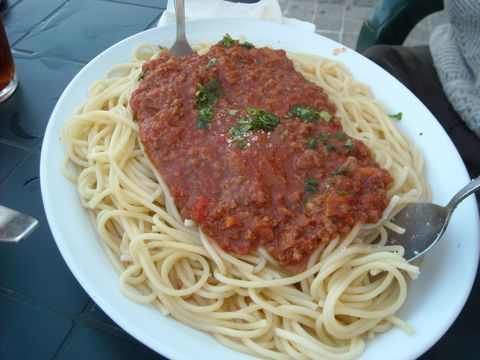 スパゲッティ・ボロニェーゼ