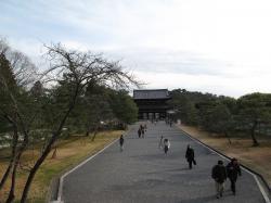 だだっ広い仁和寺