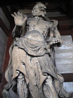 仁和寺の仁王