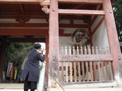 醍醐寺の仁王