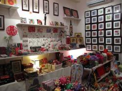 永庚街の雑貨屋