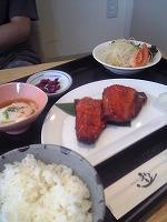 0813魚定食