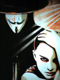 V FOUR VENDETTA