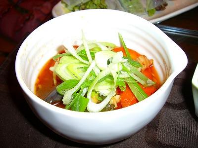 マーボーなすならぬ、ベーコンでマーボー野菜♪