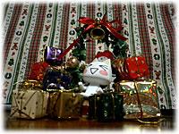 トロとプレゼント