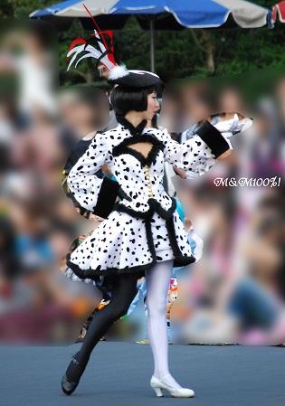 2008ハロウィン・ダンサー01
