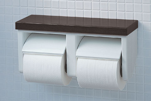 1階トイレ紙巻器