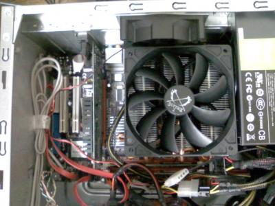 CPU換装後