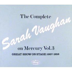Sarah Vaughan(Just A Gigolo)