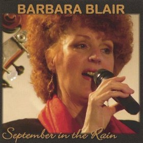 Barbara Blair(September in the Rain)