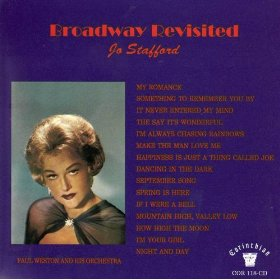 Jo Stafford(Happiness Is Just A Thing Called Joe)