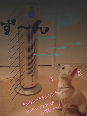 扇風機くん4