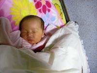 姪の赤ちゃん2