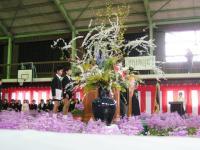09.3.24 泉川小学校卒業式2