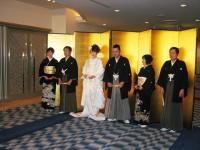 09.3.29 白川家結婚式1