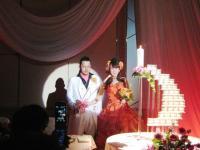 09.3.29 白川家結婚式4