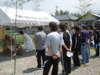 09.4.18 東田太鼓蔵地鎮祭2